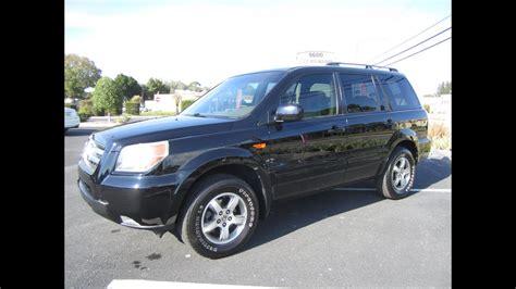 Sold 2006 Honda Pilot Ex-l 2wd Meticulous Motors Inc