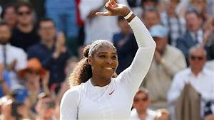 Serena Williams sets up Wimbledon final clash against ...