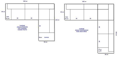refaire un canapé d angle plan canape d angle maison design modanes com