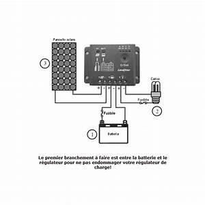 Régulateur Pour Panneau Solaire : kit panneau solaire 10w 12v avec r gulateur 5a et batterie 84 90 starter kits solaires ~ Medecine-chirurgie-esthetiques.com Avis de Voitures