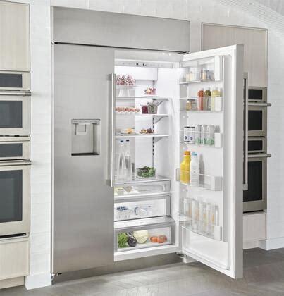 professional built  refrigerators appliances connection