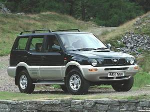 Fotos De Nissan Terrano Ii 5 Puertas R20 Uk 1996