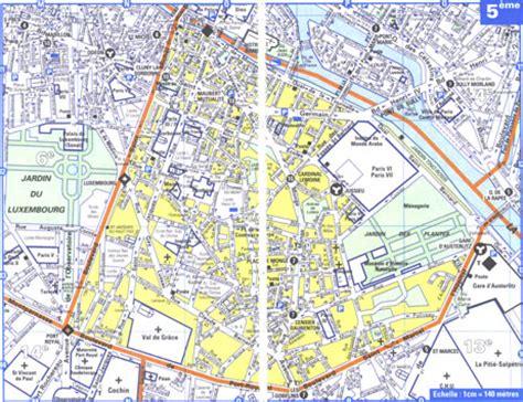 13e arrondissement de wikivoyage le guide de carte 5ème arrondissement my