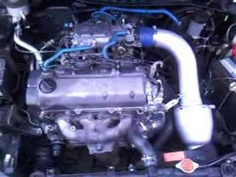 Daihatsu Motor by Daihatsu Applause Motor