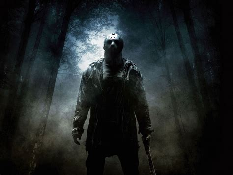 Friday The 13th Movies Jason Voorhees Wallpapers Hd