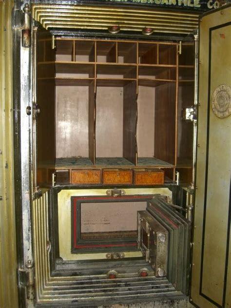 antique safe herring hall remember  pinterest