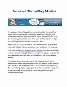 drug addiction among students essay