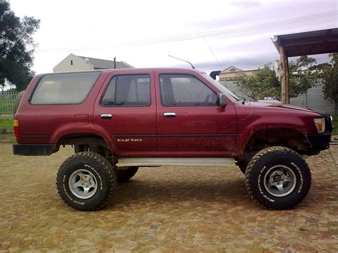 toyota surf car 1991 toyota hilux surf overview cargurus