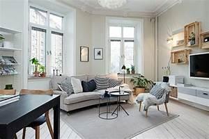 Skandinavisch Einrichten Wohnzimmer : skandinavisch einrichten wohndesign ~ Sanjose-hotels-ca.com Haus und Dekorationen