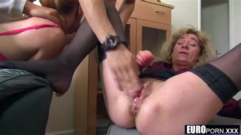 French Mature Isabelle And Debbie Anal Porn Videos