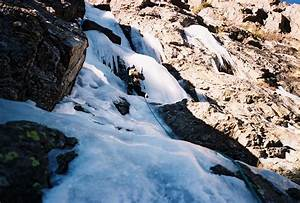 Alpine Ice Climbing in Rocky Mountain National Park