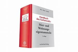 Miet Mich Hamburg : handbuch des fachanwalts miet und wohnungseigentumsrecht 5 aufl dr olaf riecke ~ Buech-reservation.com Haus und Dekorationen