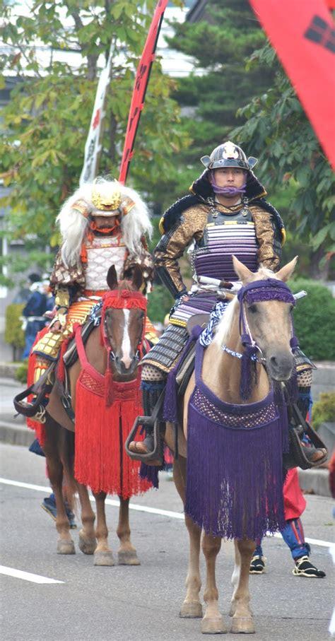 Joetsu's Battle of Kawanakajima Festival with Gackt