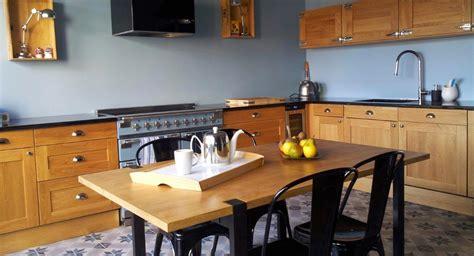 cuisine rustique et moderne une cuisine moderne et rustique à la fois mission
