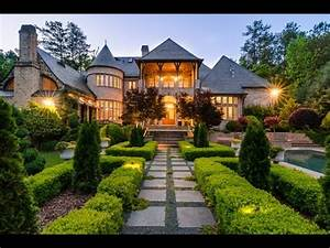5 MILLION DOLLAR ENGLISH MANOR IN ATLANTA - YouTube