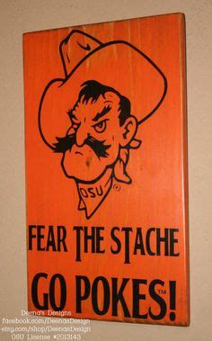Ohio State Bar Stool by Oklahoma State University Charm Necklace Oklahoma State