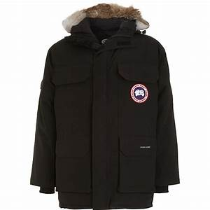Canada Goose Expedition Jacket In Black For Men Lyst