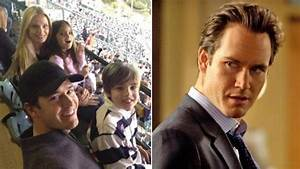 Mark Paul Gosselaar Catriona Mcginn And His Children ...