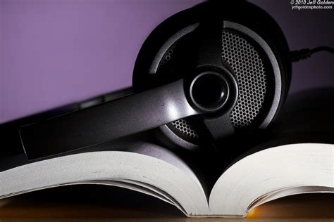 Audio Book   Audio Book For Macro Monday Flickr Group ...