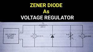 What Is A Zener Diode  What Are Its Some Uses