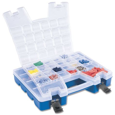 Portable Lidstorage Divided Organizer In Divided Plastic