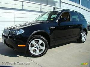 Bmw X3 2008 : 2008 bmw x3 in jet black j02404 cars for sale in new york ~ Medecine-chirurgie-esthetiques.com Avis de Voitures