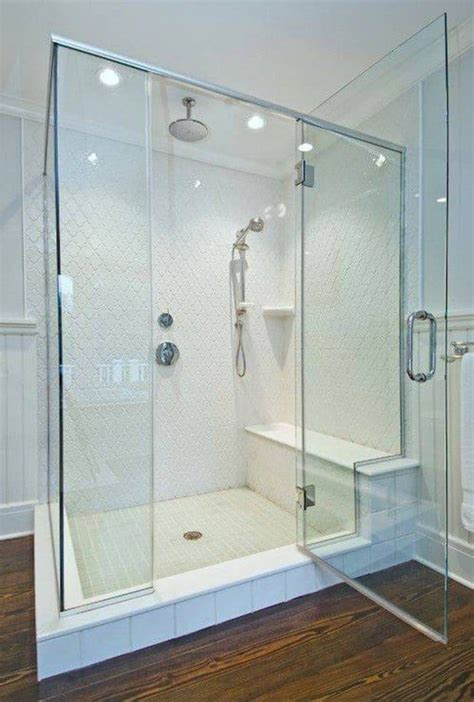 Bathroom Shower Enclosures With Seat by Walk In Bathroom Shower With Seat Wearefound Home Design
