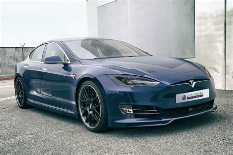 Unplugged Performance Offers Tesla Model S Facelift To