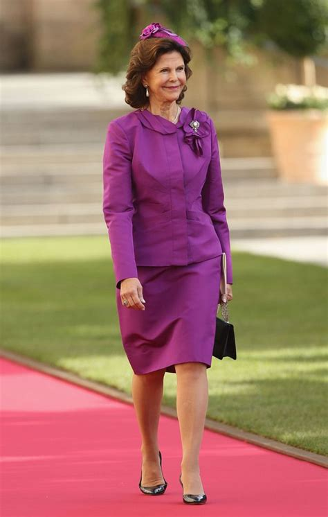 17 Best images about Queen Silvia of Sweden on Pinterest ...