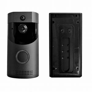 B30 Waterproof Wifi Doorbell Night Vision Video Doorbell