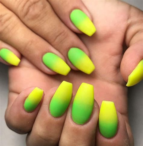 newest yellow nail designs  nailspiration