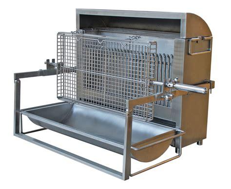 barbecue gaz cuisson verticale
