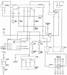 International B250 Tractor Wiring Diagram
