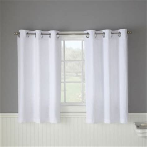Shower Window Curtains by Buy Window Curtain For Shower Window From Bed Bath Beyond