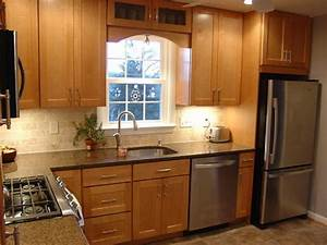 easy tips for remodeling small l shaped kitchen 1385