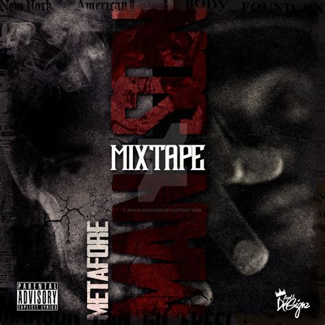 mixtape cover template therealmetafore mixtape cover template psd l by royalxdesignz on deviantart