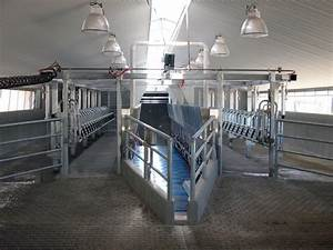 Parallel Milking parlours - agromasters