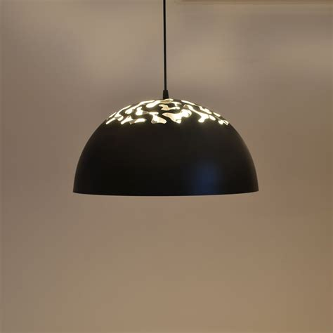 wrought iron pendant light black bar ls modern brief