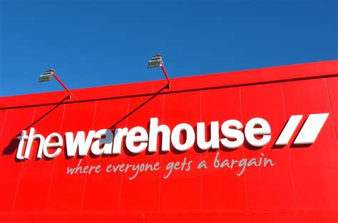 The Warehouse Relocates In Auckland's Cbd  The Register