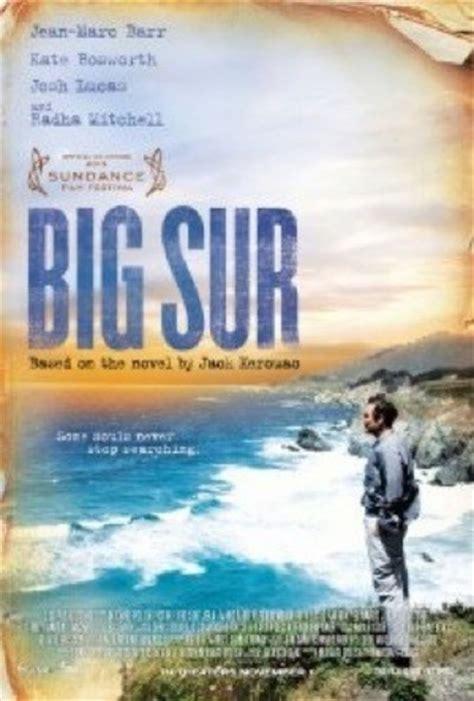 big sur  review film summary  roger ebert