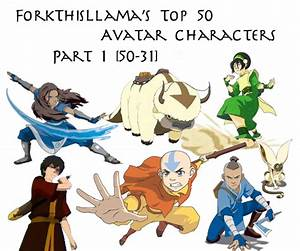 Avatar The Last Airbender Characters 36 Cool Wallpaper ...