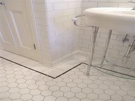 Ideas For Bathroom Floors White Bathroom Floor Covering Ideas Your Home