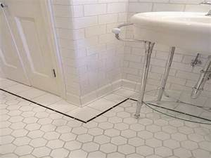 White bathroom floor tile ideas white bathroom floor for The ingenious ideas for bathroom flooring