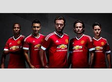 Detail Jersey Home Manchester United 201516 Bolanet