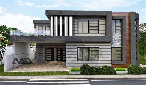 Home Design 10 Marla : 10 Marla House Architecture Design