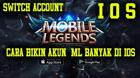 How To Create New Account Mobile Legends Ios- Cara Bikin