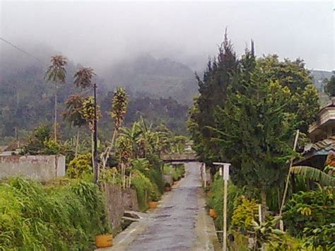 desa wisata samiran selo boyolali jawa tengah