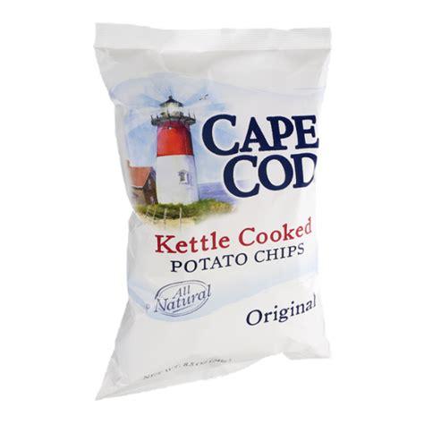 Cape Cod Original Kettle Cooked Potato Chips Reviews