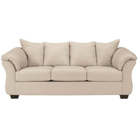 tribecca home uptown modern sofa grey linen sofas and