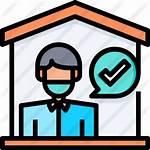 Quarantine Icon Premium Icons Cuarentena Icono Svg